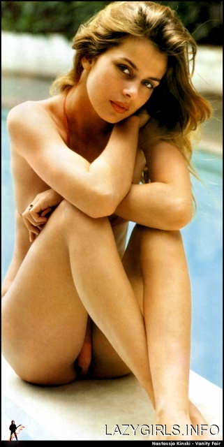 настасья кински голая фото