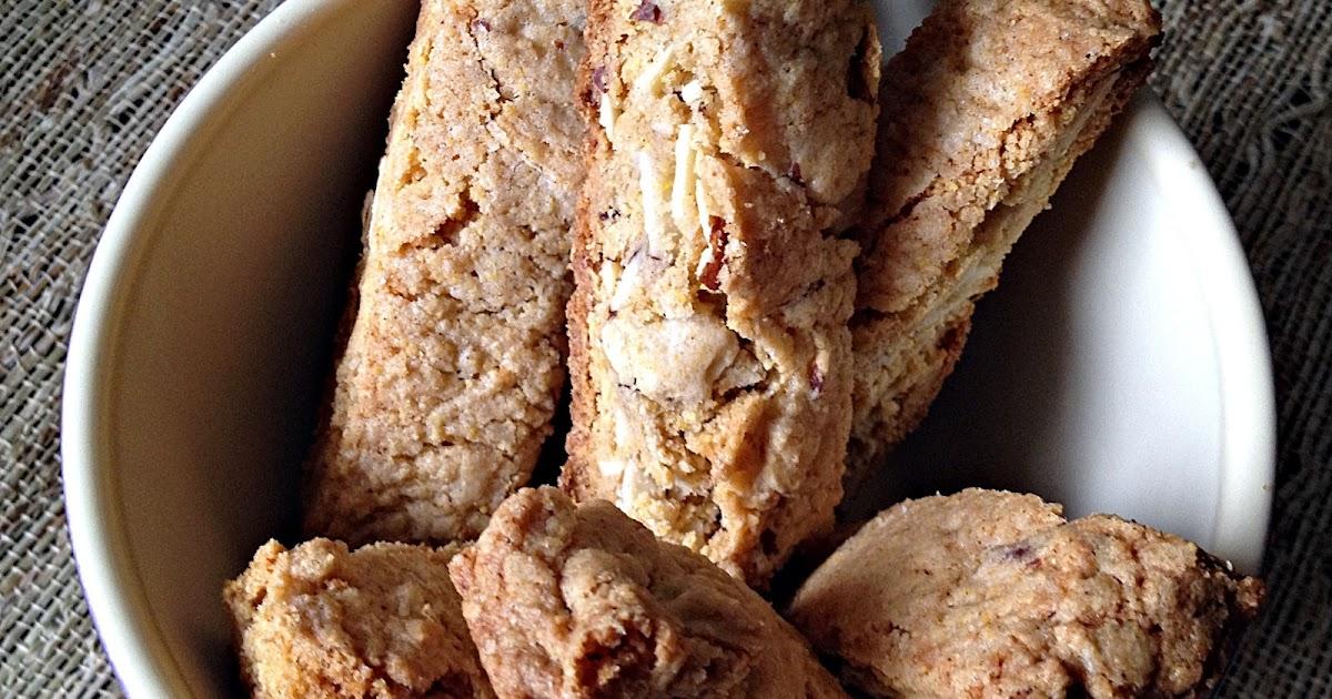 Cinnamon-Almond Biscotti