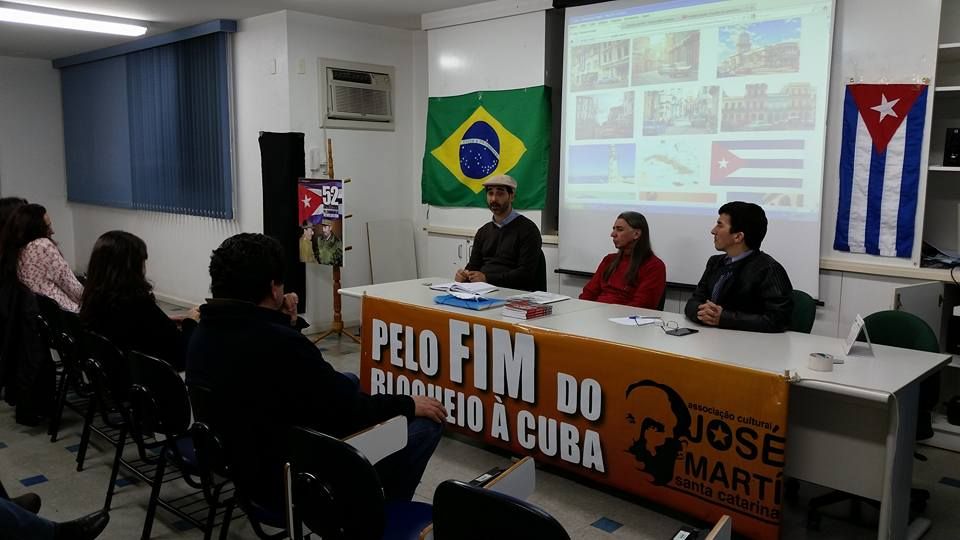 Associação Cultural José Martí/Santa Catarina