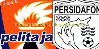 Prediksi Pelita vs Persidafon | Skor Jadwal ISL | Nanti Sore Rabu 27 Juni 2012
