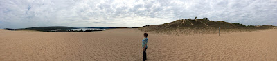 Sleeping Bear Dunes National Lakeshore Panoramic