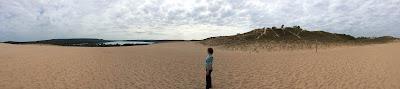 Sleeping Bear Dunes National Lakeshore Panoramic