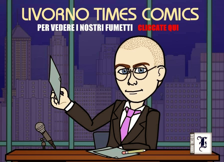 LIVORNO TIMES COMICS