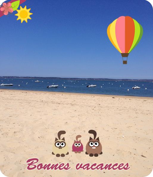 Bonnes vacances - Livres et merveilles - été 2015