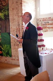 Orador discurso de boda
