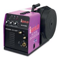 เครื่องเชื่อม Inverter IWELD  รุ่น MIG MMA 225 IGBT