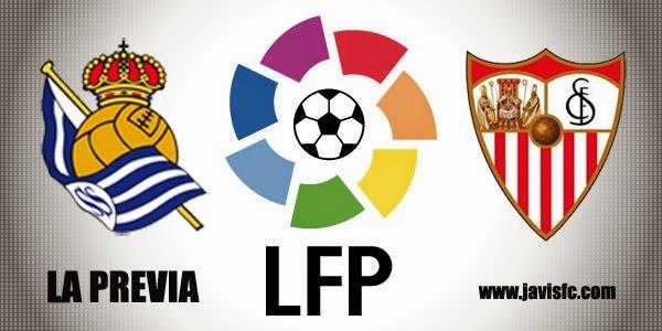 Previa Real Sociedad Vs Sevilla FC