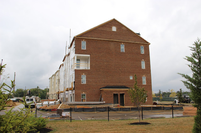 Brick complete on the Matisse and Picasso unit.
