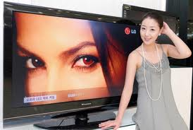 LG TV Lineup in 2012