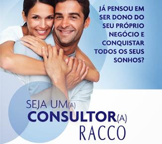 SEJA UM(A) CONSULTOR(A) RACCO