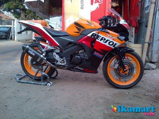 Cbr 150r Repsol Cbr Versi Repsol Moto gp