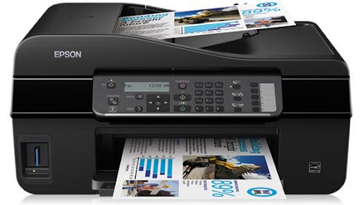 Impresoras Epson Stylus Office BX305FW Plus, BX630FW y BX935FWD