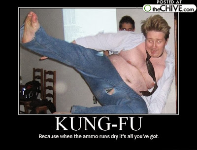 funny kung-fu pic