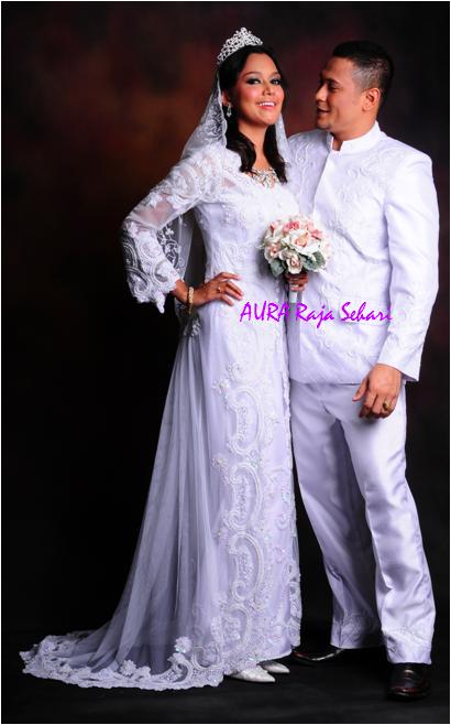 Aura Raja Sehari Bridal Fashion Koleksi Baju Pengantin