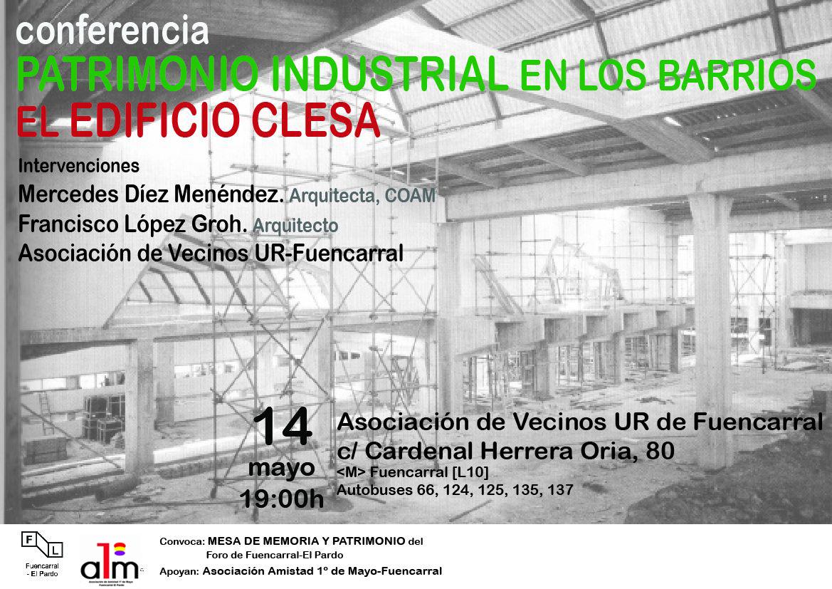 14 de mayo Edificio Clesa