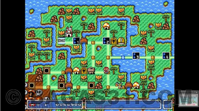 Super Mario Fusion : Mushroom Kingdom 3