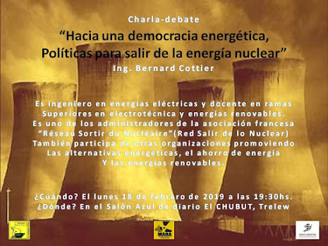 Movimiento Antinuclear del Chubut