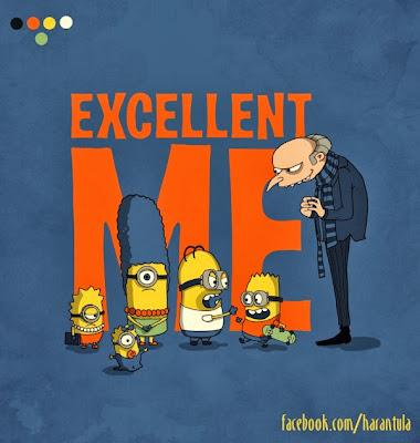 Los Simpson minions