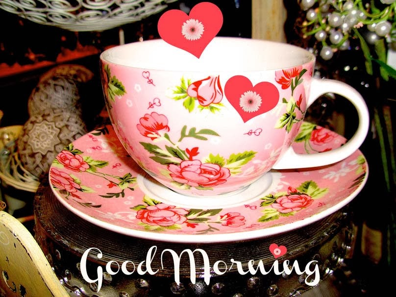 good-morning-pink-color-wallpaper-hd