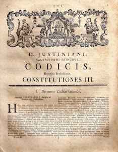 Codicis Justiniani