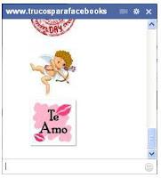 San Valentin facebook