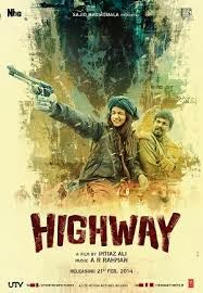 Watch Highway (2014) Non Retail DVDRip Hindi Full Movie Watch Online