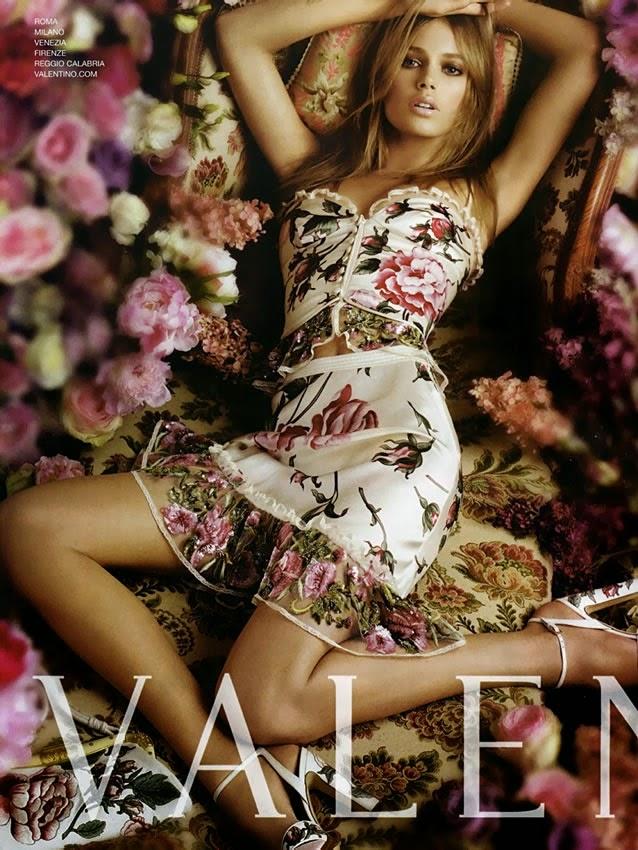 Smartologie: Retrospective: Doutzen Kroes for Valentino ...