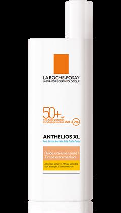 Antihelios XL SPF 50+ La Roche Posay fluido con color