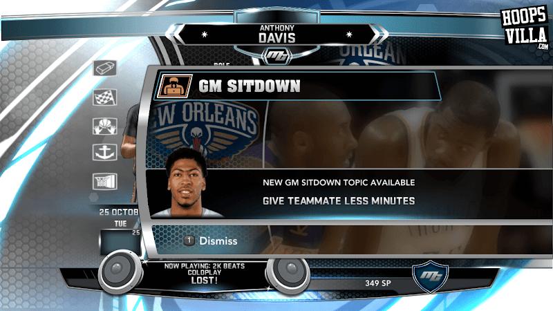 NBA 2k14 MyCareer Mod : Anthony Davis - hoopsvilla