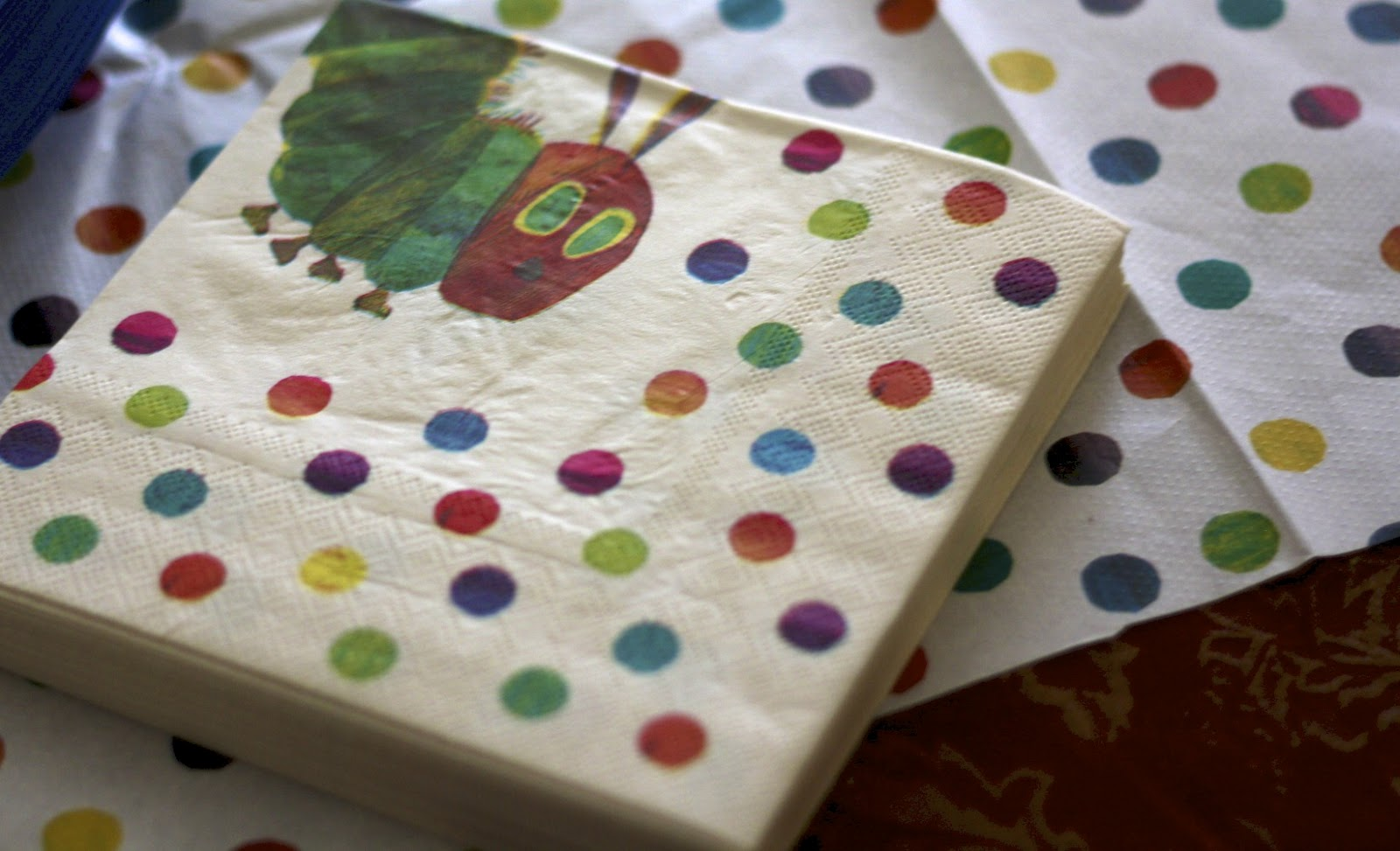 Simply Mommies: The Very Hungry Caterpillar Birthday Party