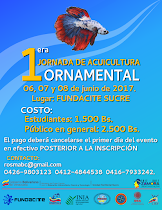 1era Jornada de Acuicultura Ornamental