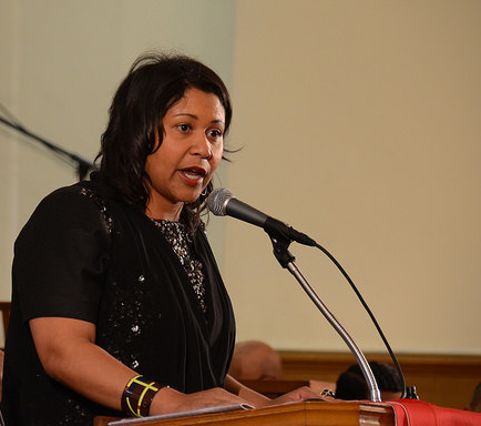 LONDON BREED: FIRST BLACK FEMALE MAYOR OF SAN FRANCISCO