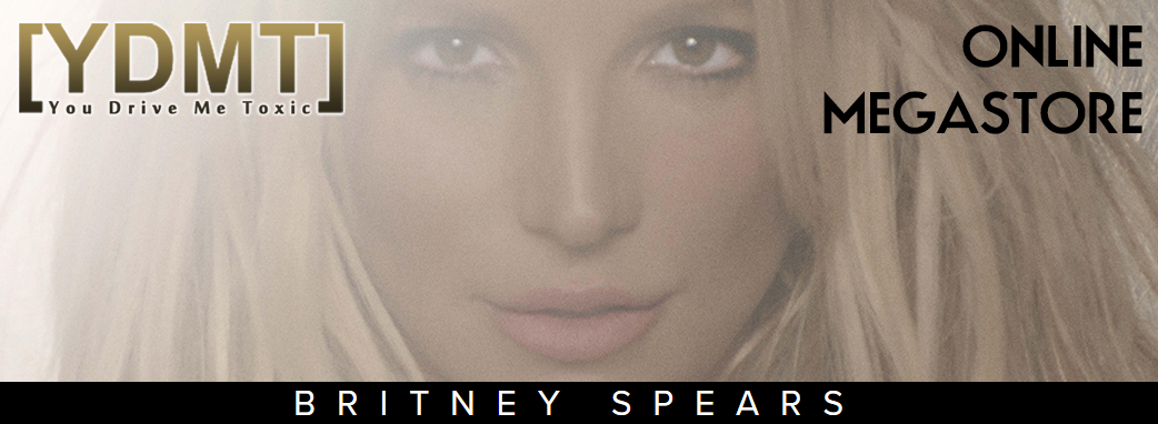 YDMT Britney Spears ONLINE MEGASTORE -- Boas Compras!--