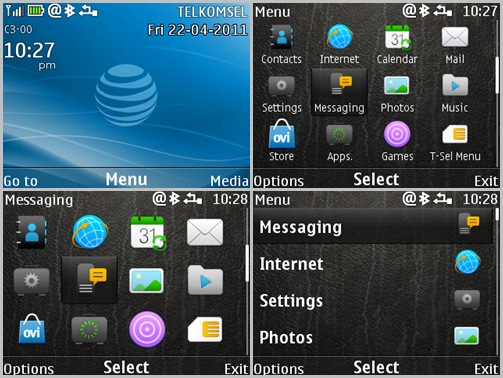 Free Nokia X2 02 Themes Download.html | Car Review, Specs, Price and ...