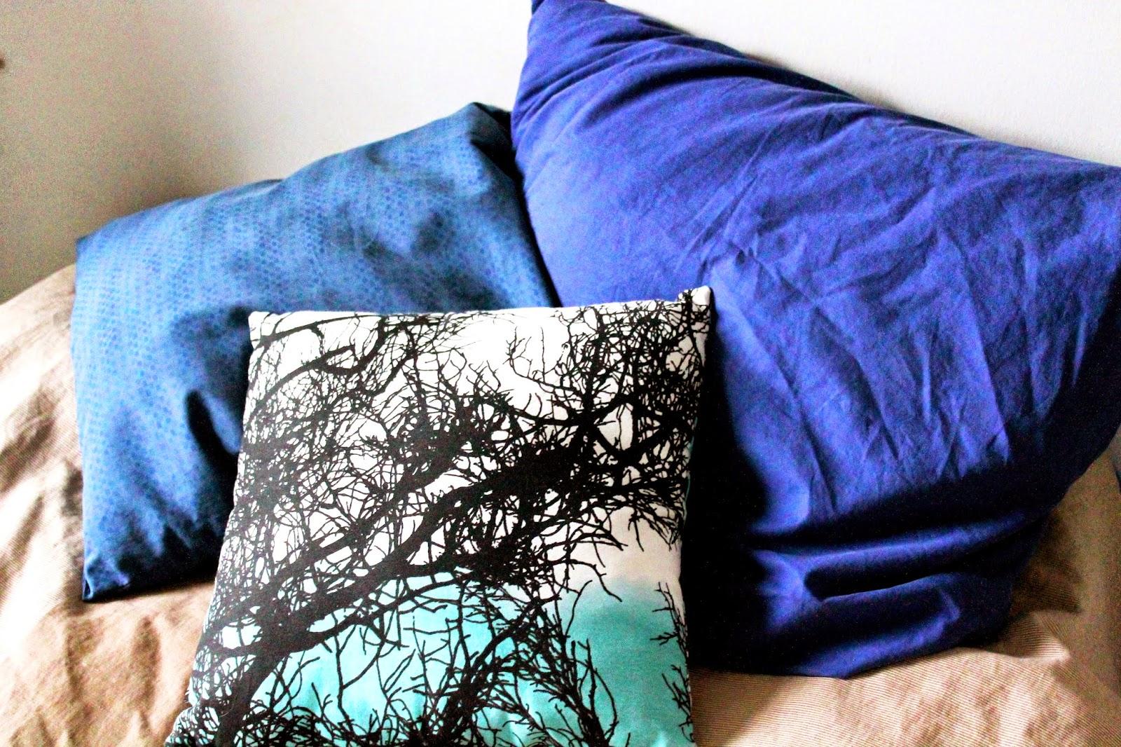 Before pic   Alinan kotona blog #pillowmakeover #pillowcase #home #decor