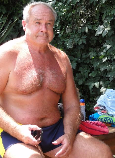 фото старики геи