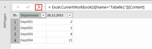 how to change heading style in excel
