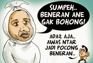 Sumpah Pocong Indonesia