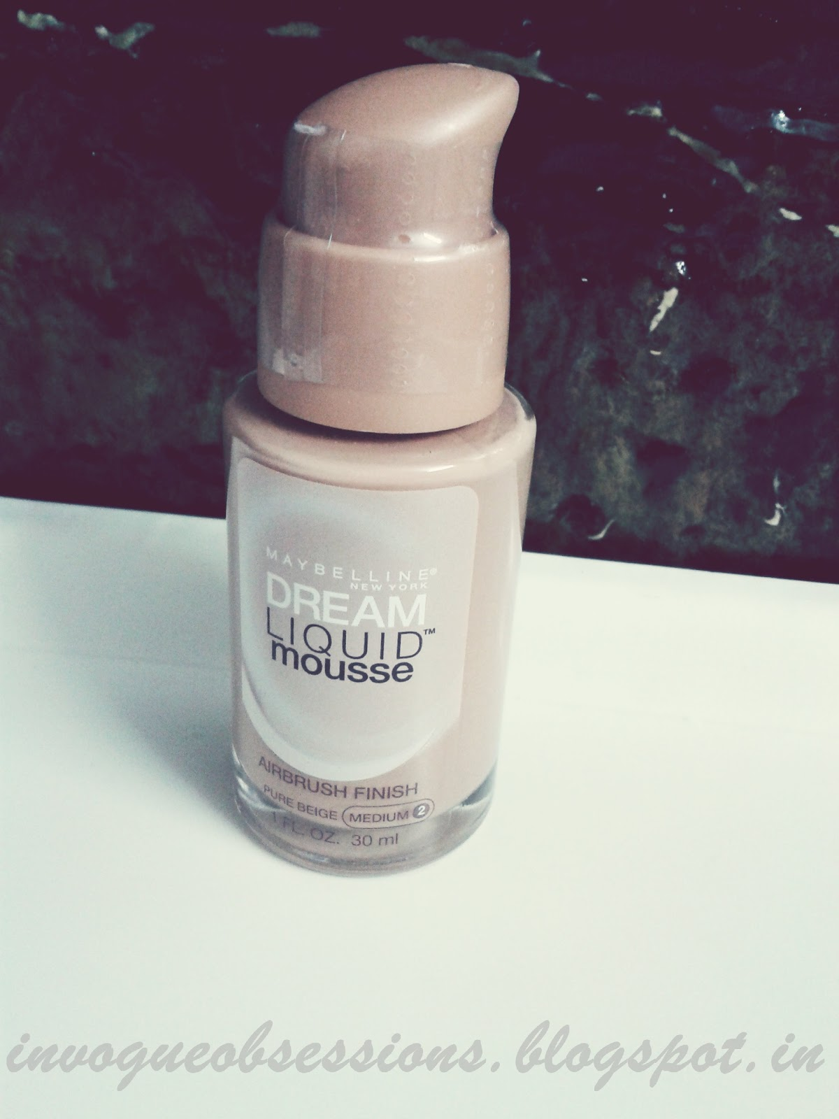 Maybelline Dream Liquid Mousse Foundation
