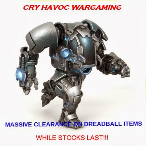 CRY HAVOC WARGAMING