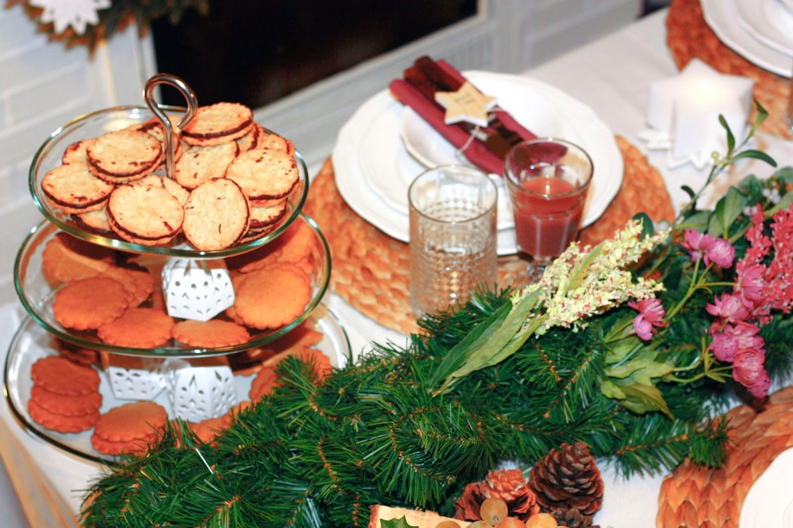 Postres y dulces de Navidad