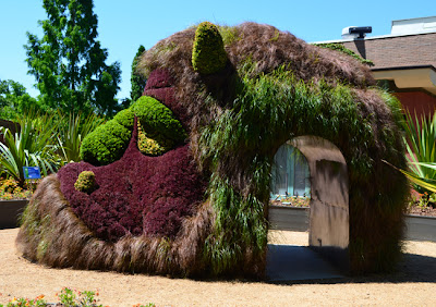 Imaginary Worlds, Ogre, Atlanta Botanical Garden