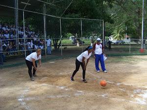 Unefa Campeòn en Kickingbol