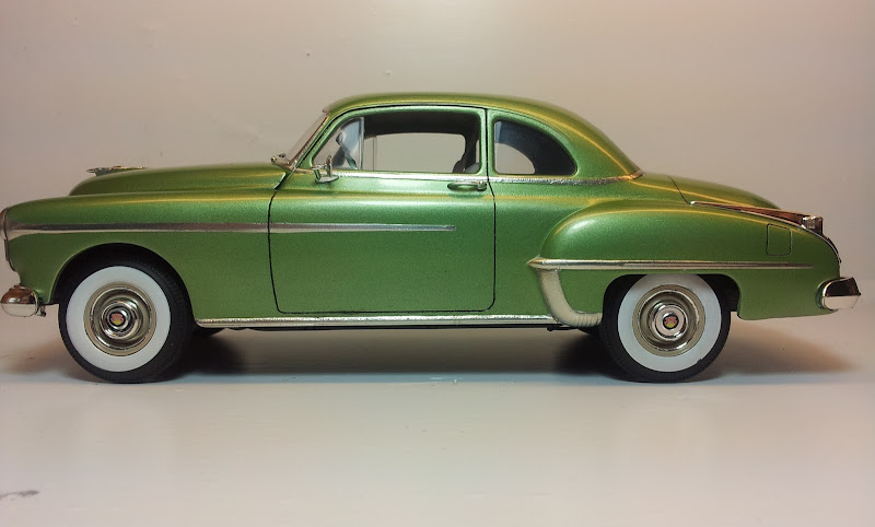 OldsMobile 1950 Coupe 20150705_163649