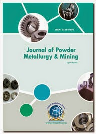 <b><b>Supporting Journals</b></b><br><br><b>Journal of Powder Metallurgy &amp; Mining</b>