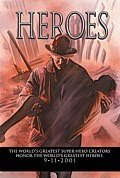 HEROES title is reissued in 2011 Ultraverse Comics, featuring new and more Firefighters