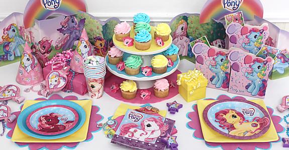 Birthday Party Ideas Birthday Party Ideas My Little Pony