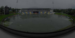 Sri Lanka vs New Zealand 1st ODI match abandoned due to rain