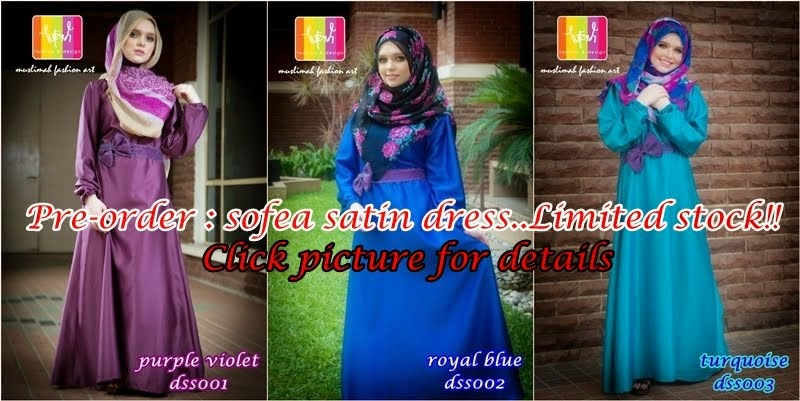 SOFEA SATIN DRESS