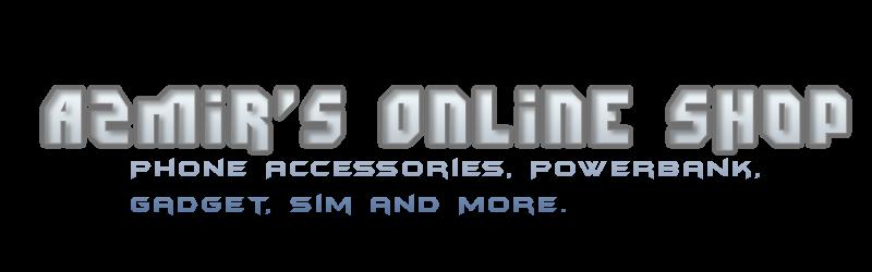 Azmir's Online Shop